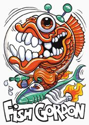 P1 Fish Gordon (Front)